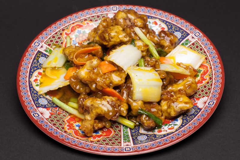 Mandarin Sweet and Sour Beef