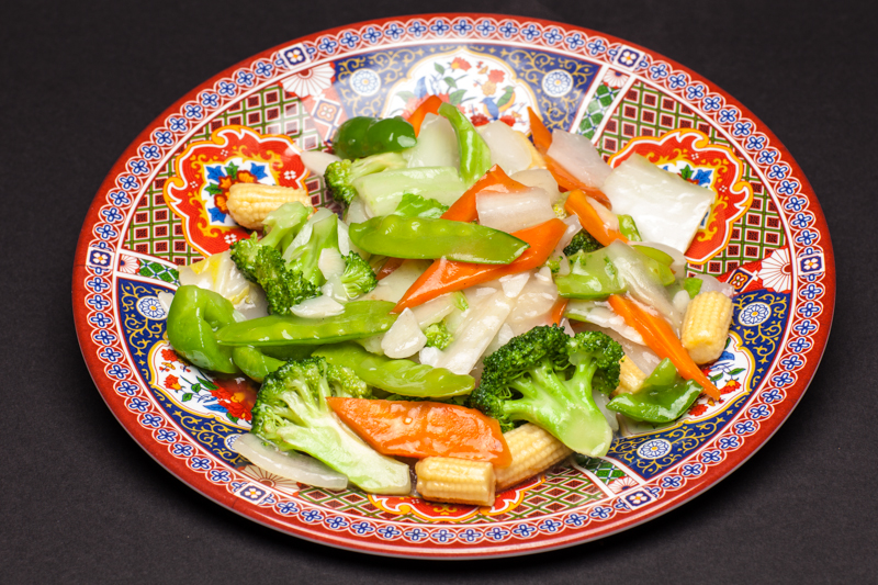 Peking Vegetables Deluxe